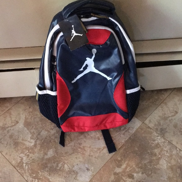 Toddler sized Michael Jordan backpack e0155f2c3c980